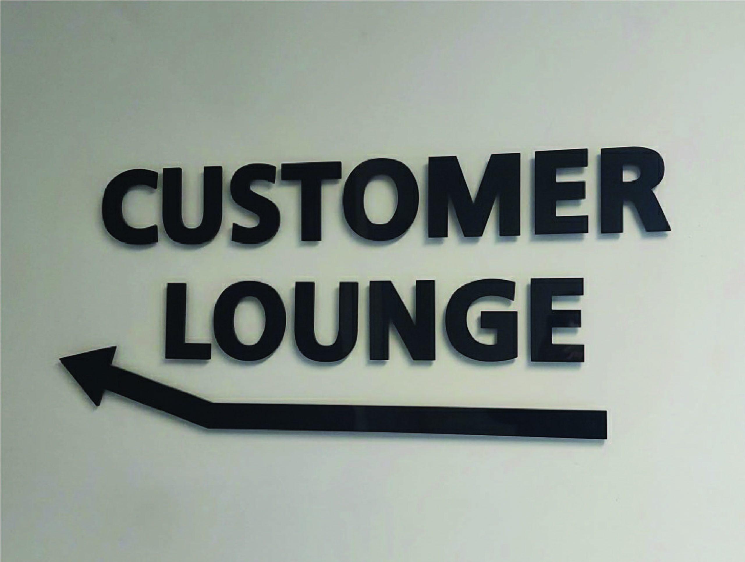Customers Lounge