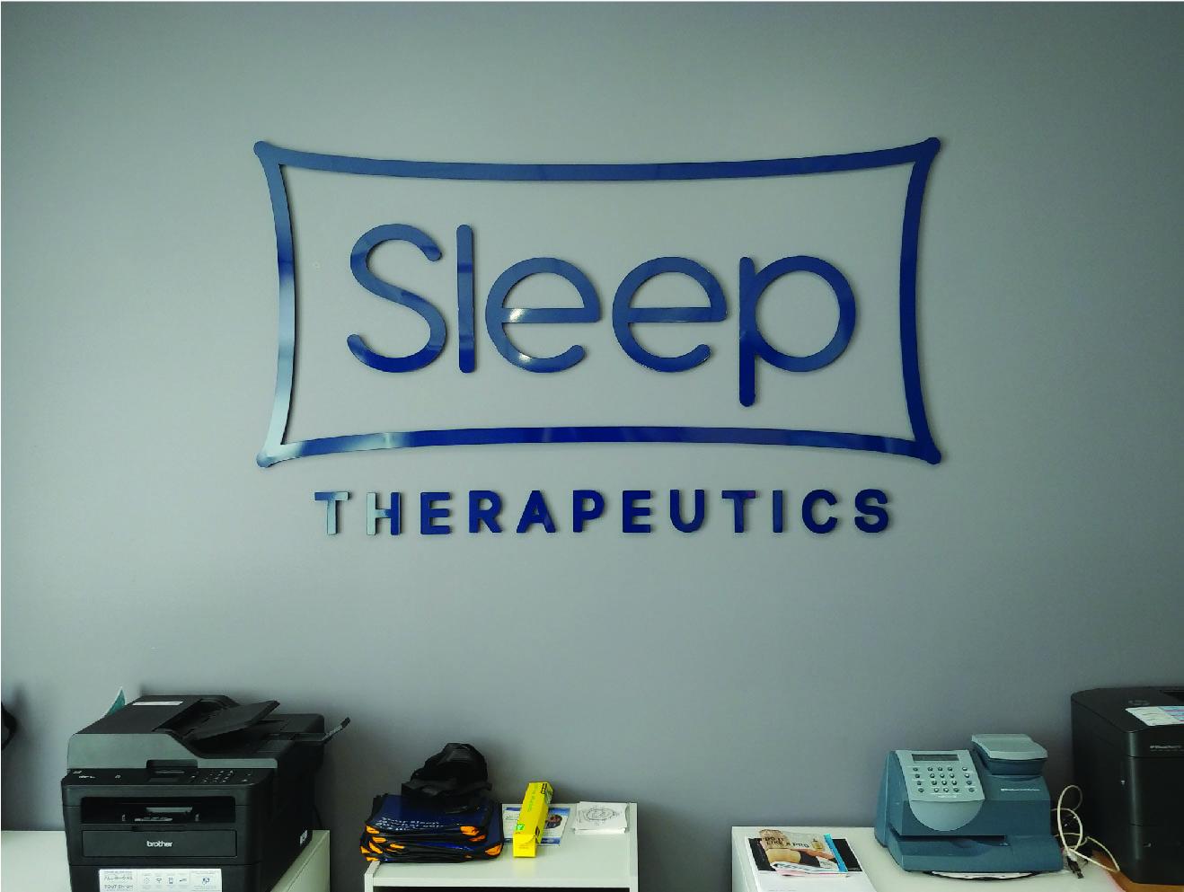 SleepThepeutics Wall